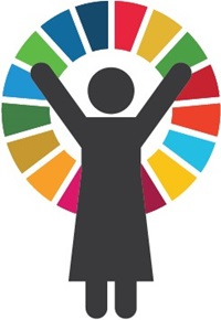 Woman and the SDGs icon
