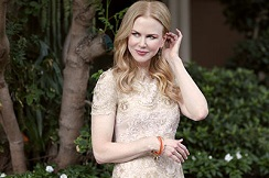 Nicole Kidman sports the Soko bracelet. Photo: UN Women/Toby Morris