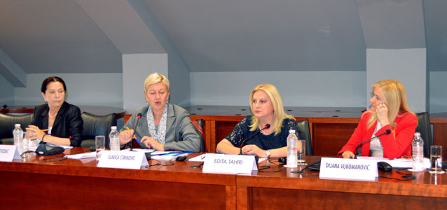 Balkan women make inroads in peace and politics