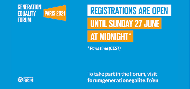 Registrations are open until Sunday 27 June.