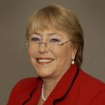 UN Women Executive Director Michelle Bachelet