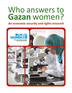 Who answers to Gazan women?
