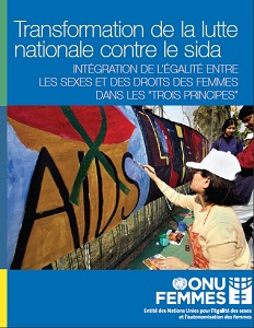 Page titre - Transformation de la Lutte National Contre le Sida