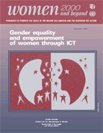 Women2000 and Beyond: Gender Equality and the Empowerment of Women through ICT