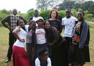 Q&A with health and communications expert, Carol Underwood, on reducing the risk of HIV infection among women and girls