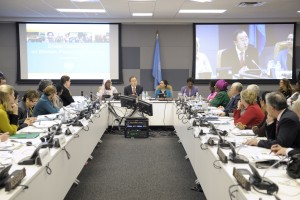 UN Secretary-General Addresses Open Day on Women and Peace and Security