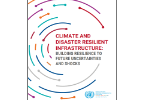 Climate and Disaster Resilient Infrastructure: Building Resilience to Future Uncertainties and Shocks