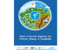 The State of Gender Equality and Climate Change in Cambodia