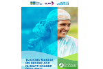 Training Manual on Gender and Climate Resilience