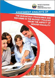 Analysis and assessment of the budget process and reform of budget policy from gender equality perspective