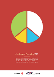 Costing and Financing 1325