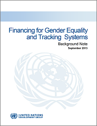 Gender Equality and Local Governance