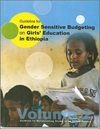 Guidelines for Gender Sensitive Budgeting on Girls' Education in Ethiopia