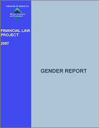 Morocco Gender Report 2007