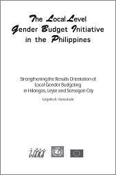 The Local Level Gender Budget Initiative in the Philippines: foreword