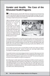 The Local Level Gender Budget Initiative in the Philippines: The case of the bifurcated health...