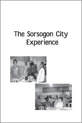 The Local Level Gender Budget Initiative in the Philippines: The Sorsogon Experience
