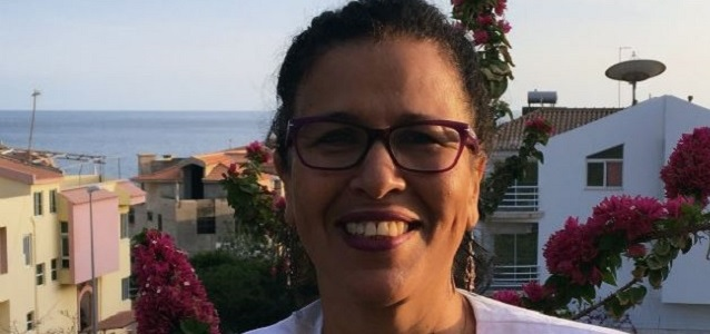 Ministry of Education, Family and Social Inclusion of Cape Verde Stephanie Duarte. Photo credit UN Women