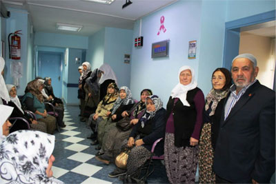 Rural women access early cancer screening in Turkey
