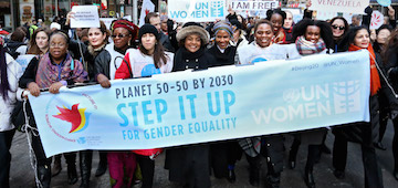 Planet 50-50 Step it Up march.