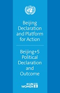 Beijing Declaration and Platform for Action, Beijing +5 Political Declaration and Outcome