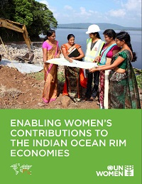 Enabling Women's Contributions to the Indian Ocean Rim Economies
