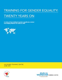 Training for Gender Equality: Twenty Years On