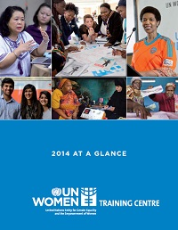 UN Women Training Centre Annual Report 2014