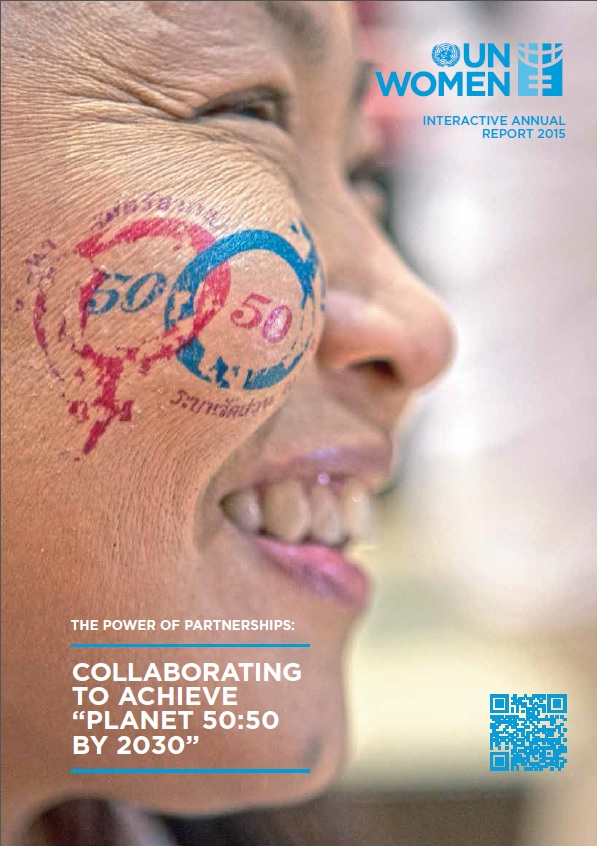 UN Women Asia Pacific Annual Report 2015