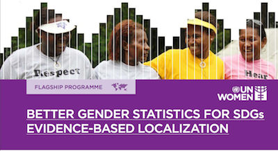 Better gender statistics for SDGs evidence-based localization
