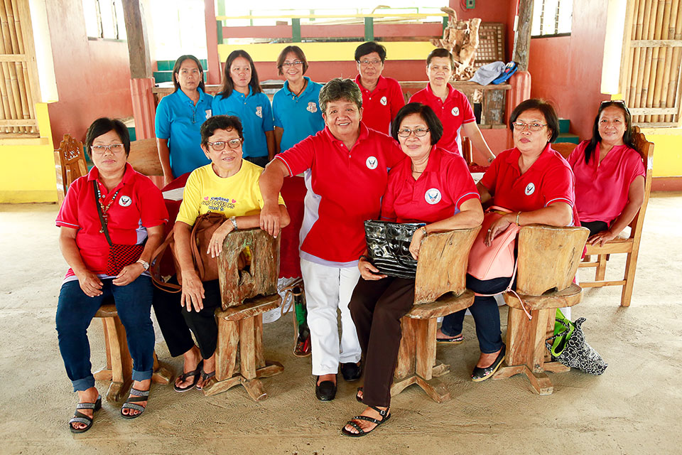 """A global programme by UN Women, """"Promoting and Protecting Women Migrant Workers' Labour and Human Rights"""", supported by the European Union and piloted in the Philippines, works to build the capacities of migrant women's organizations and networks to better serve and assist women migrant workers."""