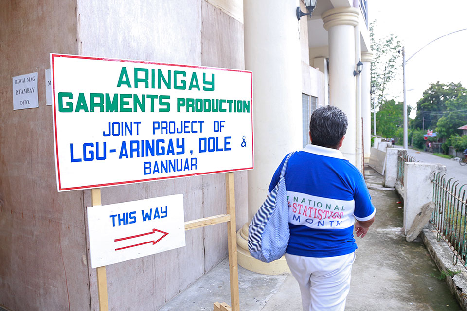Women migrant workers' organizations in the Philippines also provide reintegration assistance to returnee women migrants