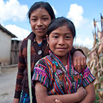 Indigenous girls in Guatemala. Photo: United Nations Trust Fund to End Violence against Women/Kara Marnell