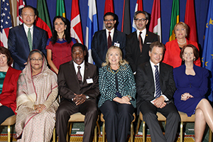 UNGA group photo