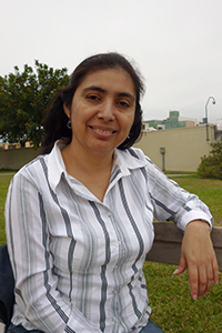 Guiselly Flores HIV Peru