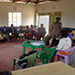 Community meeting in Kenya
