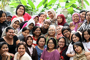 Training Woman Leadership, AWARE and Solidaritas Prempuan: Solidaritas Perempuan and AWARE