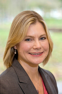 UK Secretary of State for International Development Justine Greening. Photo courtesy of DFID - UK Department for International Development