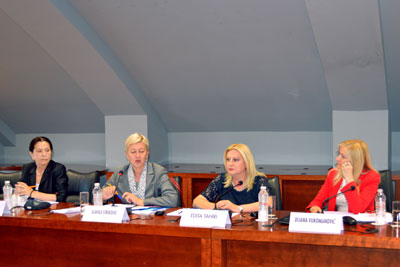 Balkans panel discussion
