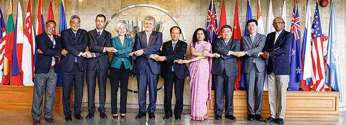 UN Women Deputy Executive Director Lakshmi Puri visits Thailand and Indonesia