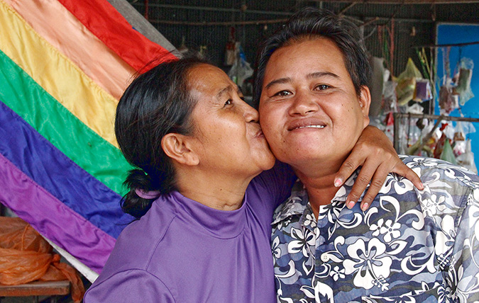 Staying true to yourself: A tale of discrimination and love in Cambodia