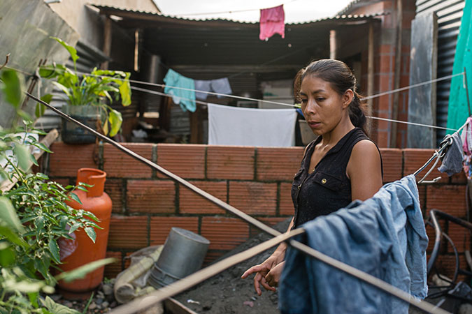 Changing the narrative on women's role in peacebuilding in Colombia