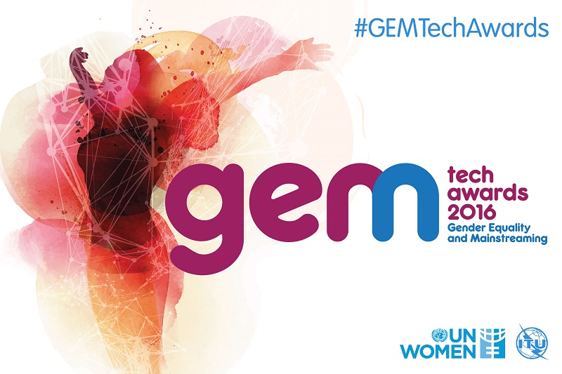 Nominations open for ITU/UN Women GEM-Tech awards