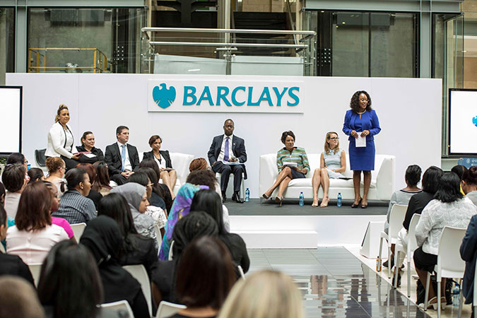 In support of International Women's Day, Barclays Africa hosted a Women In Conversation panel discussion at their offices in Johannesburg.