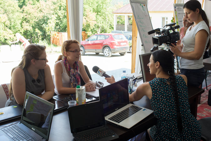 Moldova ramps up IT training for girls