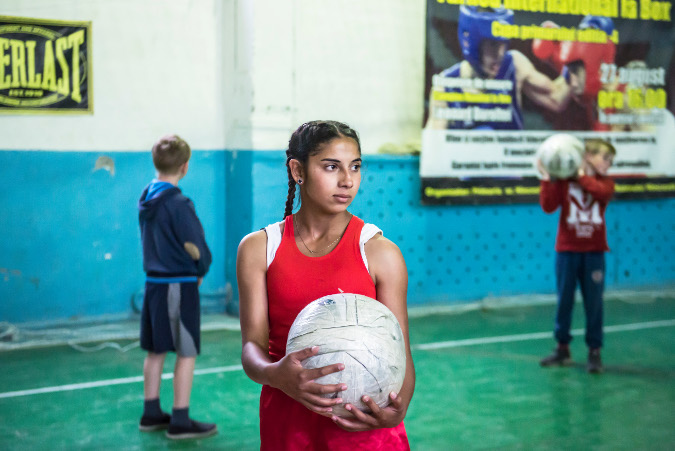 Photo Essay: Stela Savin, challenging gender stereotypes in Moldova