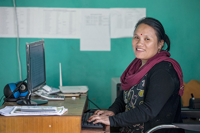 Speaking the same language in post-disaster Nepal