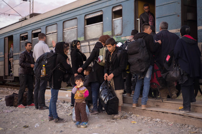 UN Women assesses the needs of women migrants and refugees in Serbia and fYR Macedonia