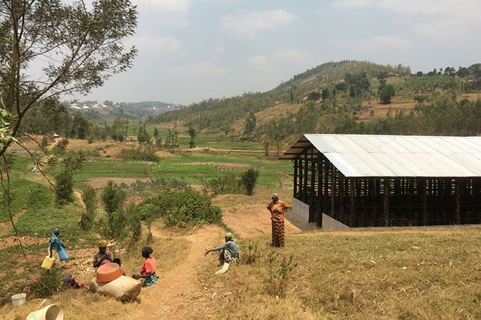 Empowering women farmers of Rwanda through mobile technology