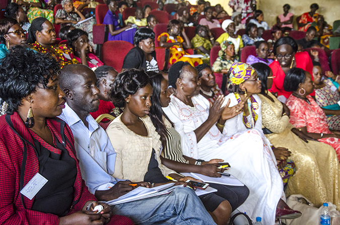 Women of South Sudan set agenda for a gender-responsive peace agreement